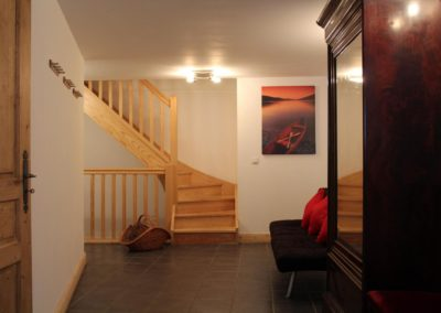 Chalet Entrance Hall