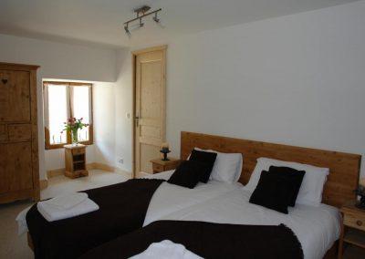 Chalet First Floor Bedroom